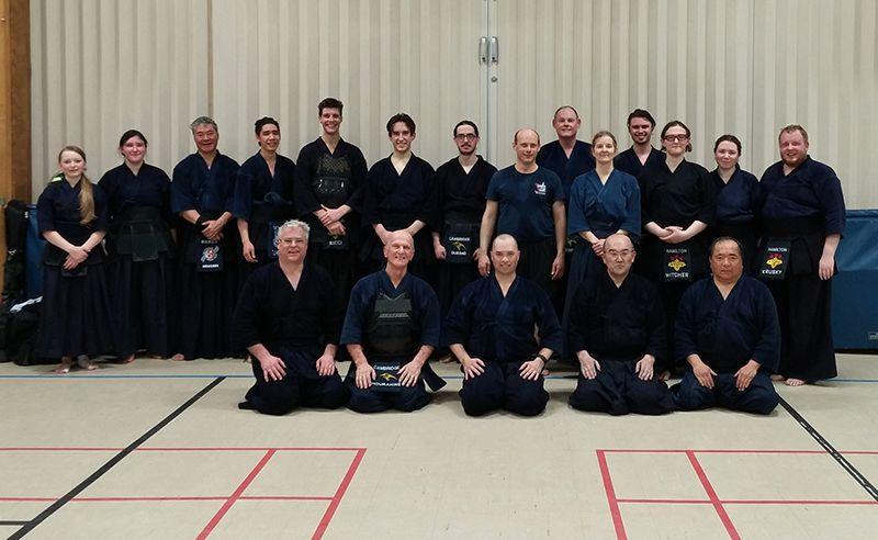 Cambridge Multi-Club Practice