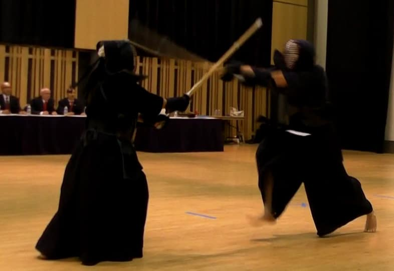 Upcoming Kendo Gradings